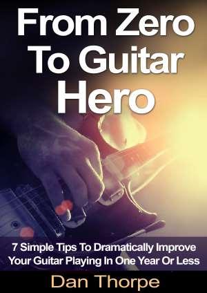 Zero to guitar hero