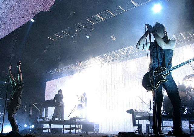 NIN GIG REVIEW 2014 BIRMINGHAM