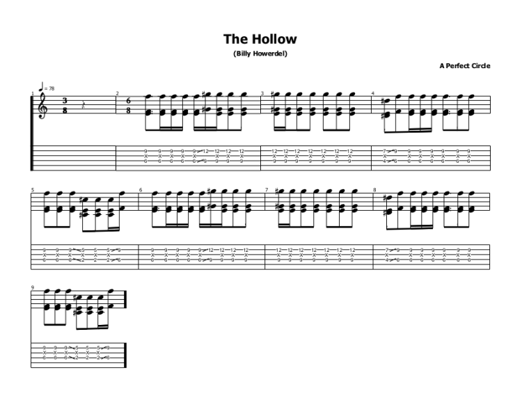 The Hollow BH1